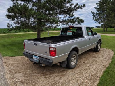 2005 Ford Ranger for sale.