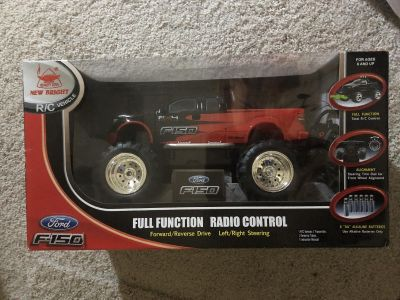 New med size RC car , never opened