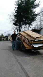 Demo/Hauling/Debris removal