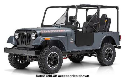 2019 Mahindra Automotive North America ROXOR Automatic Transmission Limited Edition SxS Louisville, TN