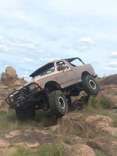 Built 1989 Bronco