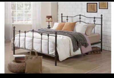 Bed Queen size No Mattress
