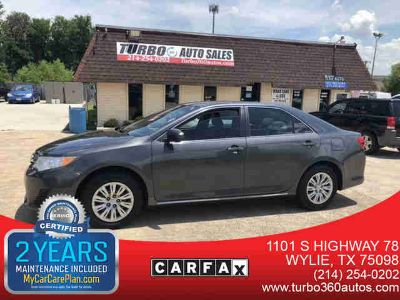 Used 2012 Toyota Camry for sale