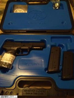For Sale/Trade: Fn 5.7 with ammo