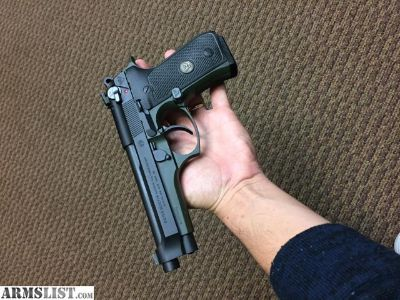 For Sale/Trade: Custom Order Beretta 92FS Wilson Combat