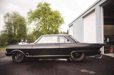 1962 Chevy nova