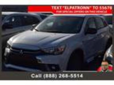 $15897.00 2018 Mitsubishi Outlander Sport with 3227 miles!
