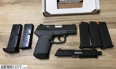 For Sale: Kel Tec PF9 with 22 Conversion kit