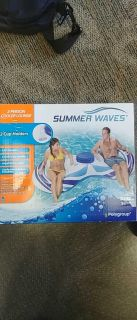 2 Person Cooler Lounge New In Box