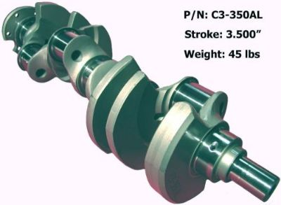 Sell SGI Forged 4340 Nitride Crankshafts Light weight 350 3.500 3.750 stroke & kits motorcycle in Rowland Heights, California, United States, for US $550.00
