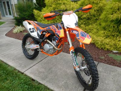 2013 KTM 450 SX-F Factory Edition Motocross Motorcycles Manheim, PA