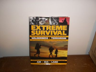 Extreme Survival Hard Book