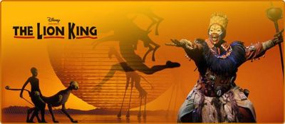 The Lion King Tickets at Majestic Theatre on 12172014