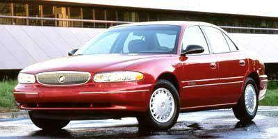 1998 Buick Century Custom (Bright White)