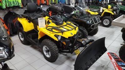 2016 Can-Am Outlander L DPS 570 Utility ATVs Kaukauna, WI
