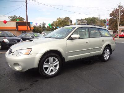 2007 Subaru Outback 2.5 XT Limited (Gold)