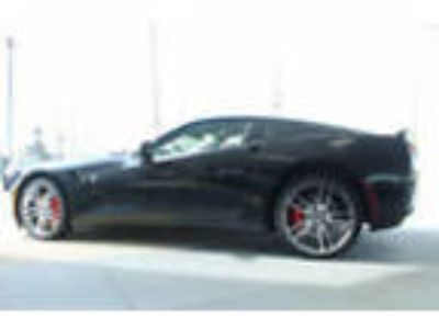 2019 Chevrolet Corvette 2dr Stingray Z51 Coupe w/2LT 2dr Stingray Z51 Coupe