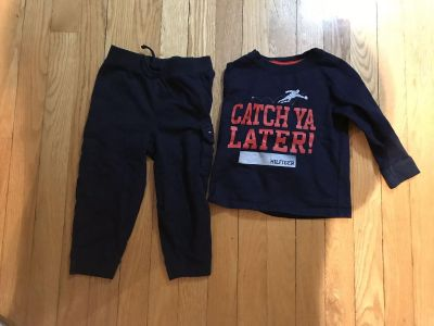 Tommy Hilfiger 2T outfit