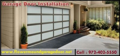 Garage door repair & replacement | Flower Mound, Texas