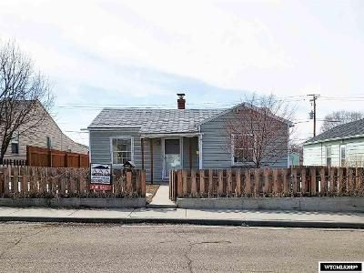 2 Bed 1.5 Bath Foreclosure Property in Rock Springs, WY 82901 - Adams Ave