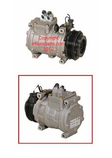 Purchase NEW Behr A/C Compressor (New) 351110631 BMW OE 64528385908 motorcycle in Windsor, Connecticut, US, for US $156.73