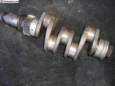 Used Factory VW Rebuilt 10/10 36hp Crank