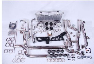 Purchase On 3 Performance Mustang GT 4.6 2v Twin Turbo System 2000 00 900+HP motorcycle in Westerville, Ohio, United States, for US $2,895.00