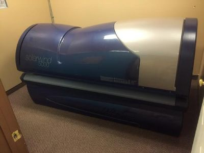 Ultrasun Solarwind 5000/4x1000 54 Lamp Bed RTR#6021368-02