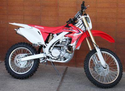 2016 Honda CRF450X Competition/Off Road Motorcycles Kingman, AZ