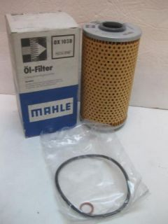 Sell BMW engine lubrication system oil filter MAHLE E31 E32 E34 E38 E39 E52 E53 530i motorcycle in West Hills, California, United States, for US $10.99