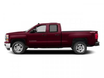 2014 Chevrolet Silverado 1500 LT (Deep Ruby Metallic)