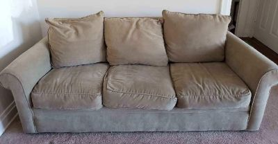 Couch. Pet friendly home. Cross posted. No holds.