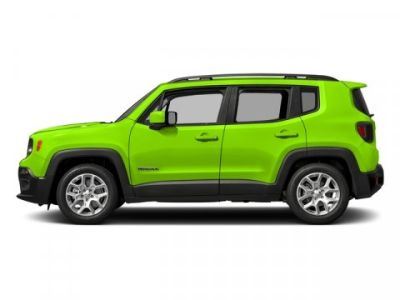 2017 Jeep Renegade Latitude (Hypergreen Clearcoat)