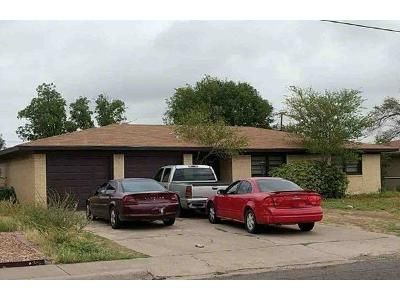 3 Bed 2 Bath Foreclosure Property in Midland, TX 79701 - W Cuthbert Ave