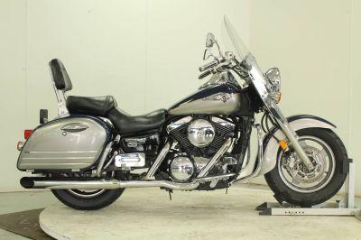 2004 Kawasaki Vulcan 1500 Nomad Fi Touring Motorcycles Adams, MA