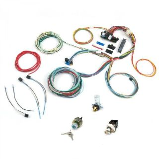 Purchase 1965 Chevrolet Chevelle Malibu SS Main Wire Harness Systemwire kit wire panel motorcycle in Portland, Oregon, United States, for US $247.50
