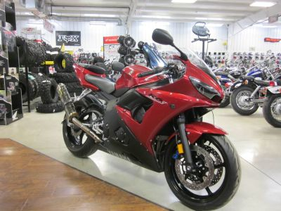 2007 Yamaha YZF-R6S SuperSport Motorcycles Lima, OH