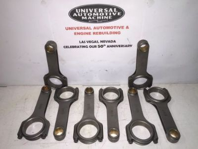 Purchase Small Block Chrysler H Beam Connecting Rod Set 6123CR 318 360 5.2L 5.9L NEW motorcycle in Las Vegas, Nevada, United States, for US $419.99