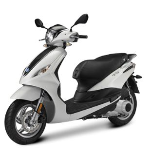 2018 Piaggio FLY 150 3V 250 - 500cc Scooters Shelbyville, IN