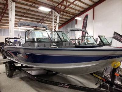2018 Alumacraft EDGE 185 SPORT Other Boats Ponderay, ID