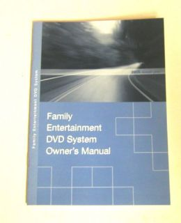 Purchase Ford *FES User Manual 6L2J-19A285-AA motorcycle in Harper Woods, Michigan, United States, for US $29.99