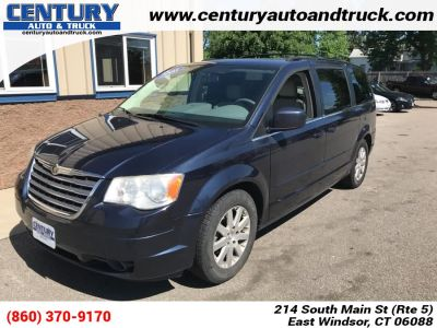 2008 Chrysler Town & Country Touring (Modern Blue Pearl)