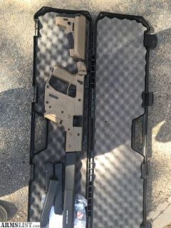 For Sale: Kriss Vector CRB 9mm