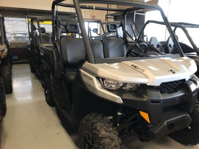 2019 Can-Am Defender DPS HD10 Side x Side Utility Vehicles Glasgow, KY