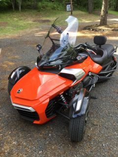 2015 Can-Am SPYDER F3 SM6
