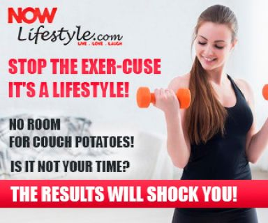 Get Fit With Nowlifestyle !!!