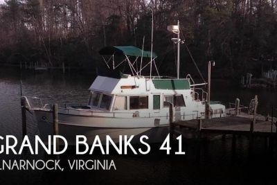 1980 Grand Banks 42 Classic