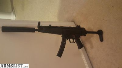 For Sale/Trade: HK MP5 .22