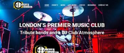 London Ontario premier music club facility at East side bar and grill