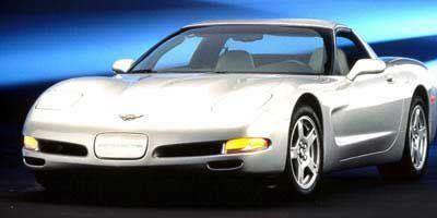 1999 Chevrolet Corvette Base (Sebring Silver Metallic)
